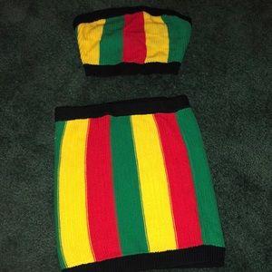 Jamaican me set